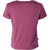 E9 Big Ball T-Shirt Men Wine